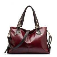 2019 femmes en cuir véritable sac à main brevet marques célèbres sacs à main de haute qualité sac fourre-tout Bolsa Femininas bandoulière X12