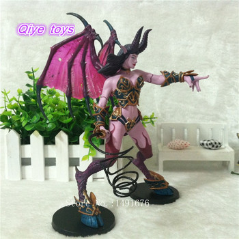 WOW Figure Toy DC Banshee / Succubus Mages 20CM PVC Action Figure Classic Toys For Boys Collection Model
