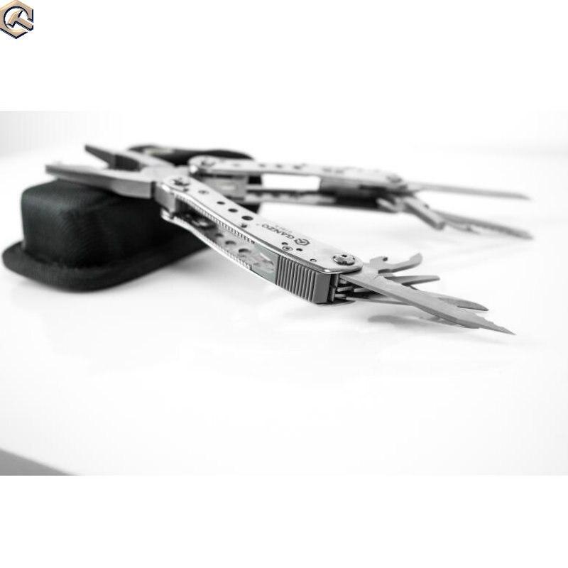Verantwortlich Ganzo G201h Multi Werkzeuge Klapp Zange Schere Schraubendreher-bits Camping Outdoor Überleben Edc Multitool Tasche Multi Zangen Schrecklicher Wert Zangen Werkzeuge