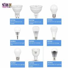E27 E14 GU10 MR16 FUT103 104 105 011 012 013 014 017 018 019 4W 5W 6W 9W 12W RGB+CCT RGBW LED Light Bulb Dual White Spotlight
