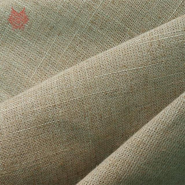 Envío gratis el alto grado de lino / algodón, tela de lona para ...