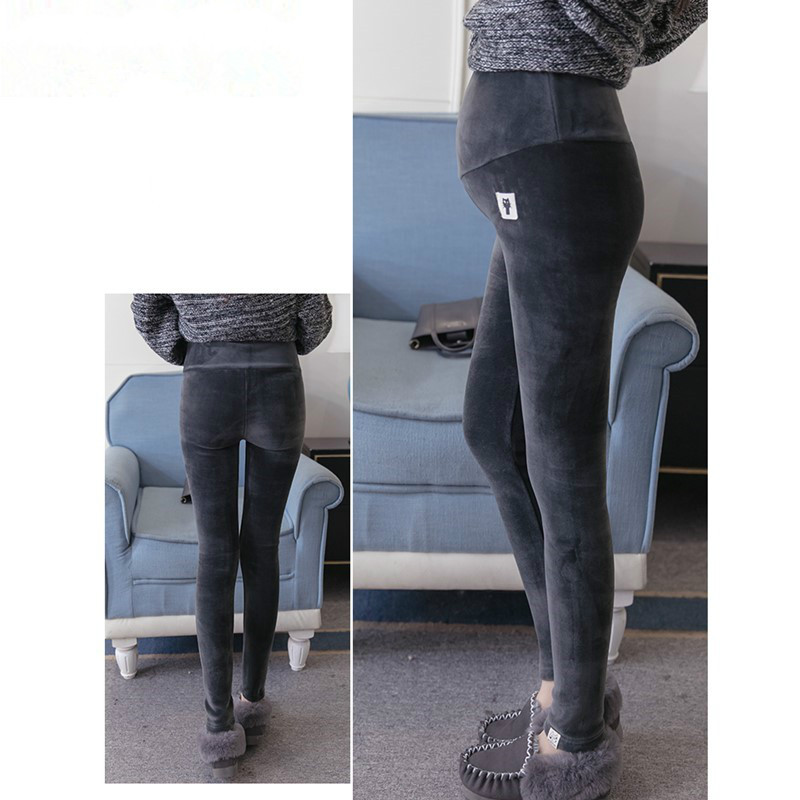 1899c1907951b ... Pants For Pregnant Women Warm Winter Maternity Clothes Thickening Pregnancy  Trousers Clothing. sku: 32962855857