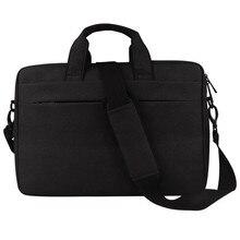 15.6 Inç laptop çantası Erkekler Su Geçirmez Taşınabilir bilgisayar kasası Evrak Çantası Kadın Notebook Çantası Hava Pro