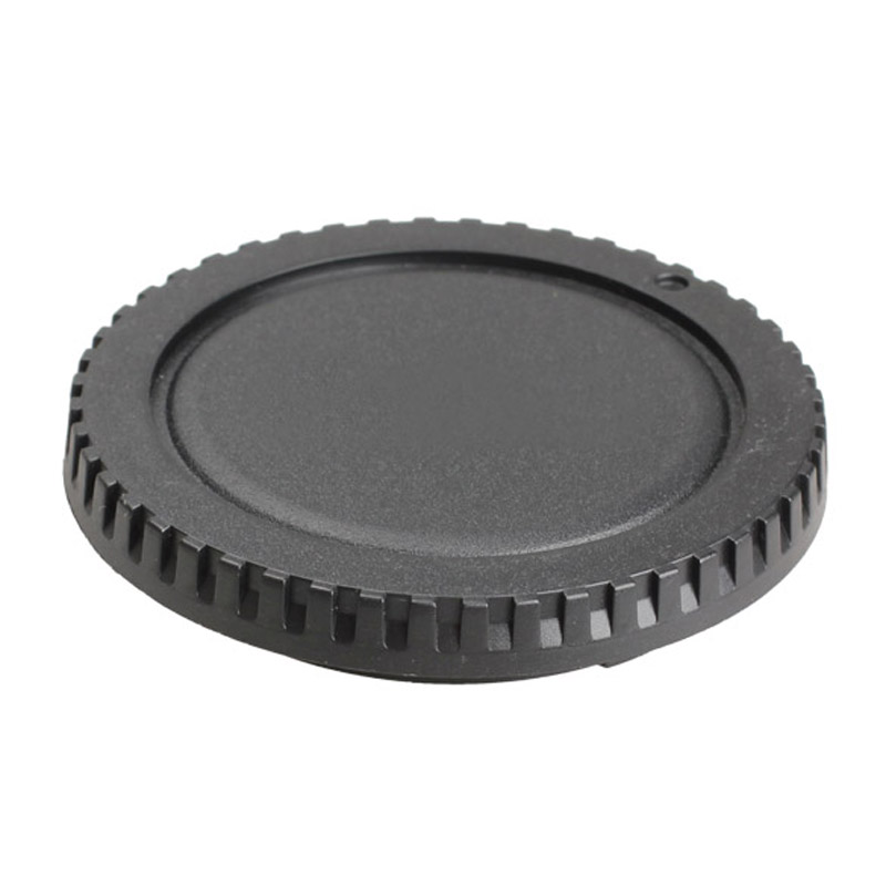 Camera Body Cap Cover Dustproof Wetproof Lid Case for <font><b>Canon</b></font> <font><b>Eos</b></font> 1100D 1000D 600D <font><b>550D</b></font> 500D 450D 1D DSLR Cameras Cam <font><b>Accessories</b></font> image