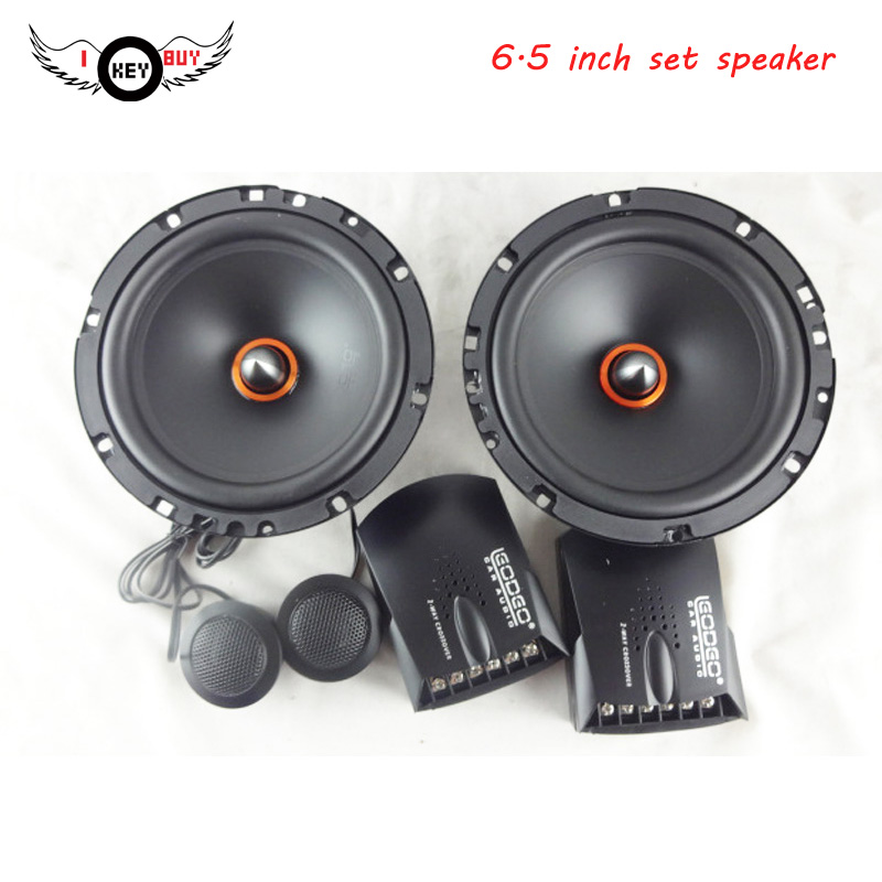 i key buy high quality 12v 6 5 inch car stereo set speaker. Black Bedroom Furniture Sets. Home Design Ideas