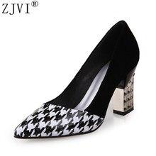 black Pumps ZJVI shoes