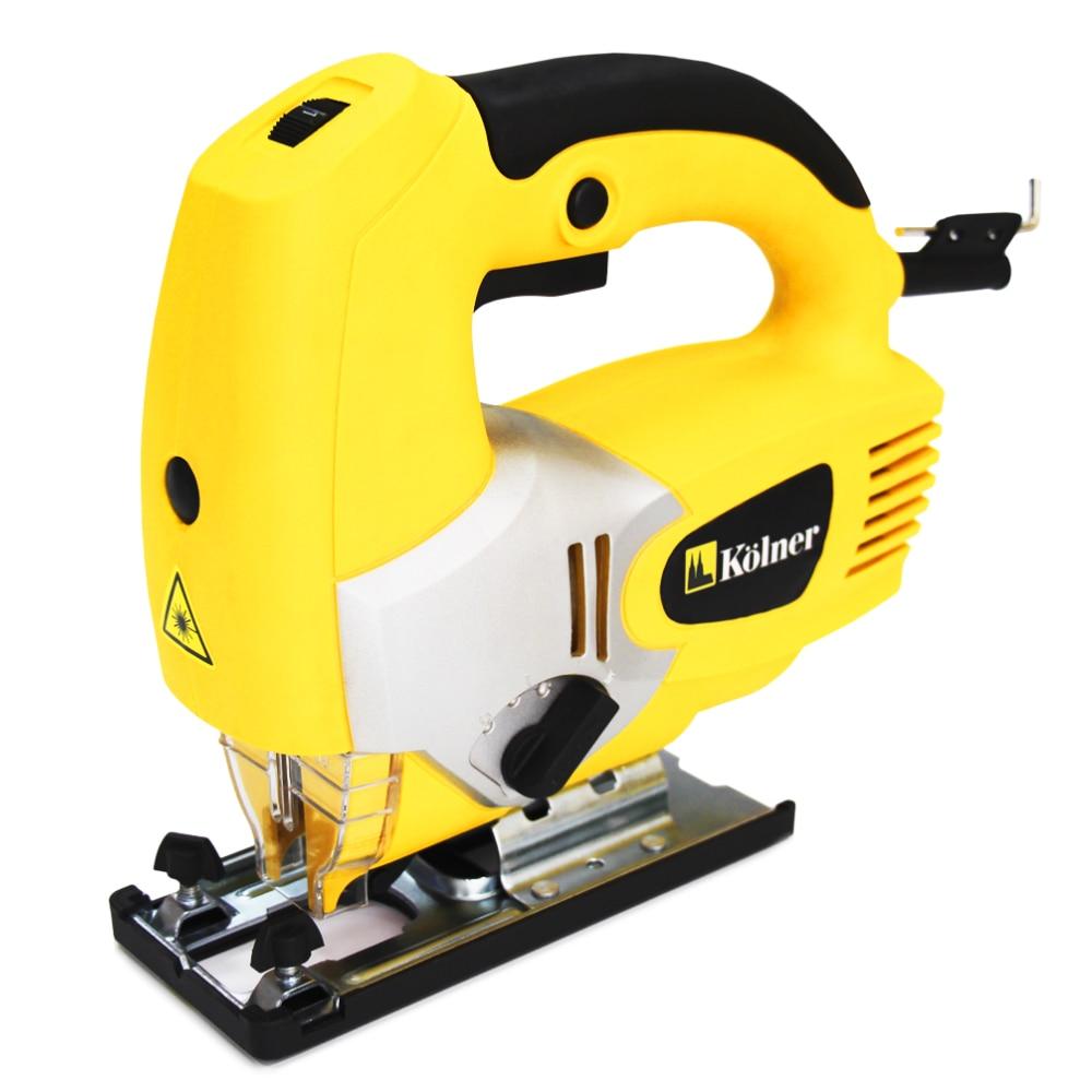 Electric JIG Saw Kolner KJS 800VCL 5pcs hole saw tooth hss hole saw cutter drill bit set 16 18 5 20 25 30mm