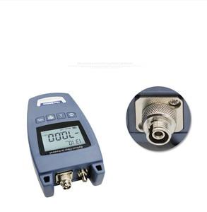 Image 2 - FTTH Optical Power Meter OPM Fiber Optical Cable Tester and Laser Source   70dBm~+10dBm SC/FC Connector Fiber Tester