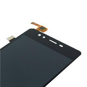 Image 5 - 100% getestet 5,5 FOR zte nubia M2 Lite M2 jugend neue NX573J volle LCD display + touch screen digitizer komponente schwarz weiß
