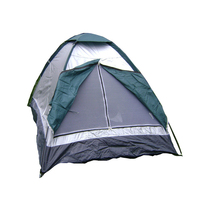 2 Person Pop Up Tent Camping Backpacking Hiking Cabin Tent Camouflage