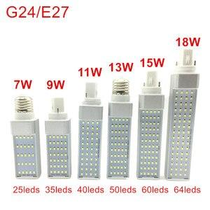 G24/E27 LED Bulbs 7W 9W 11W 13