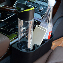 3 in 1 Car Cup Drink Holder Organizer Multifunction Auto Vehicle Seat Phone Glove Box Interior Stowing Tidying