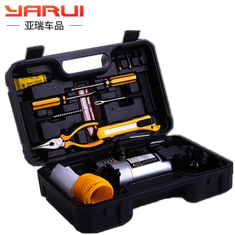 Car Portable Electric Tire Multi-function 12v Air Pump
