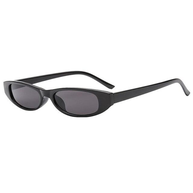 9895f605156a Sunglasses men women 2018 Retro Vintage Clout Cat Unisex Sunglasses Rapper  Oval Shades Grunge Glasses
