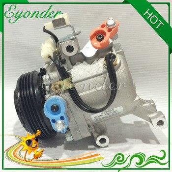 Auto AC A/C Air Conditioning Compressor Cooling Pump PV4 SV07C for Daihatsu TARUNA J1 1.3 4WD DCP49001 447190-6620  88320-97401