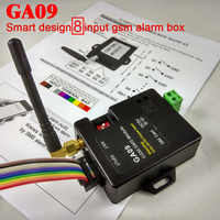 Free Shipping Smart Designed Home Security GSM Alarm System SMS & Calling wireless alarm