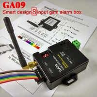 Livraison gratuite intelligent conçu sécurité à domicile système d'alarme GSM SMS et appel alarme sans fil