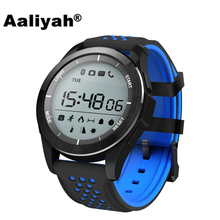 [Aaliyah] NO.1 F3 Smart Watch Bracelet IP68 Waterproof Hiking Sports Smartwatch Fitness Tracker Wearable Devices For Android iOS