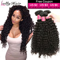 Mink Peruvian Afro Kinky Curly Virgin Hair 4 Bundles Lot Peruvian Human Hair Bundles Deep Curly Virgin Hair Peruvian Curly Hair