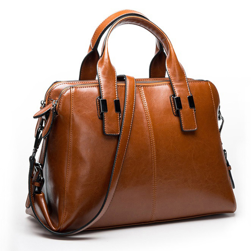 6f2cc3cbf92a8 DCOS-skórzane damskie torebki damskie torby listonoszki typu tote Hign  jakości projektant luksusowe Torba markowa