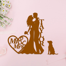 Mr and Mrs. silhouette Dies Cut Word Metal Cutting New 2018 Valentines Day for Card Making Craft Scrapbooking