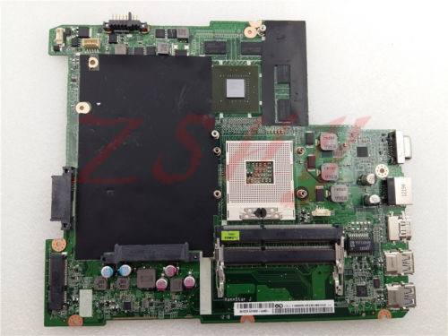Pour Lenovo Z480 ordinateur portable carte mère DALZ2AMB8F0 GT630 1 GB ddr3 livraison gratuite 100% test ok