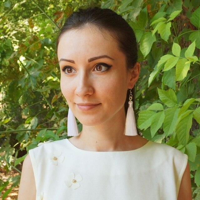 Женские серьги с кисточками lzhlq 18 цветов стиль бохо яркая