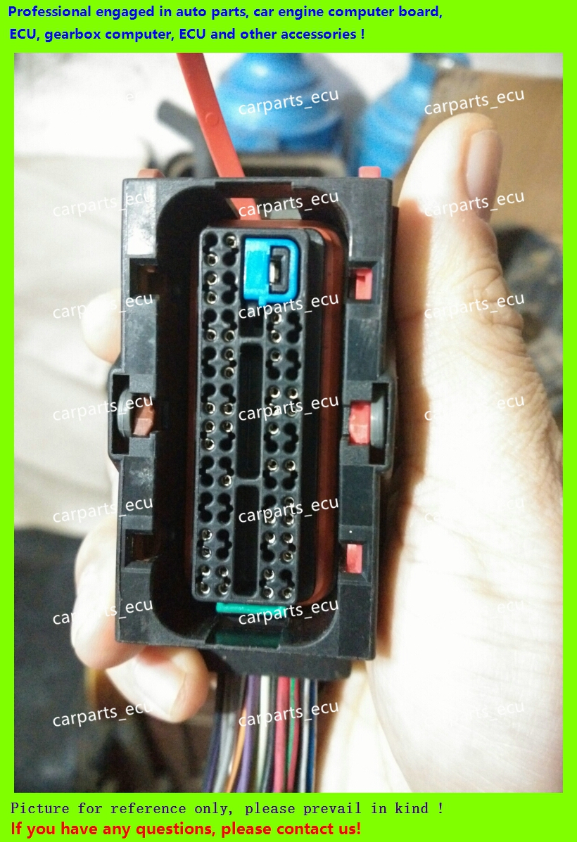 Electronic Control Unit Accessories Ecu Connector Car Engine Automotive Wiring Harness Manufacturers In China 2 Computer Plug 73 Pin Connecor Pc From Automobiles