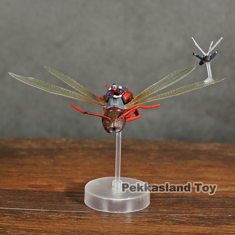 hot-toys-font-b-marvel-b-font-ant-man-on-flying-ant-the-wasp-antman-pvc-figure-collectible-model-toy