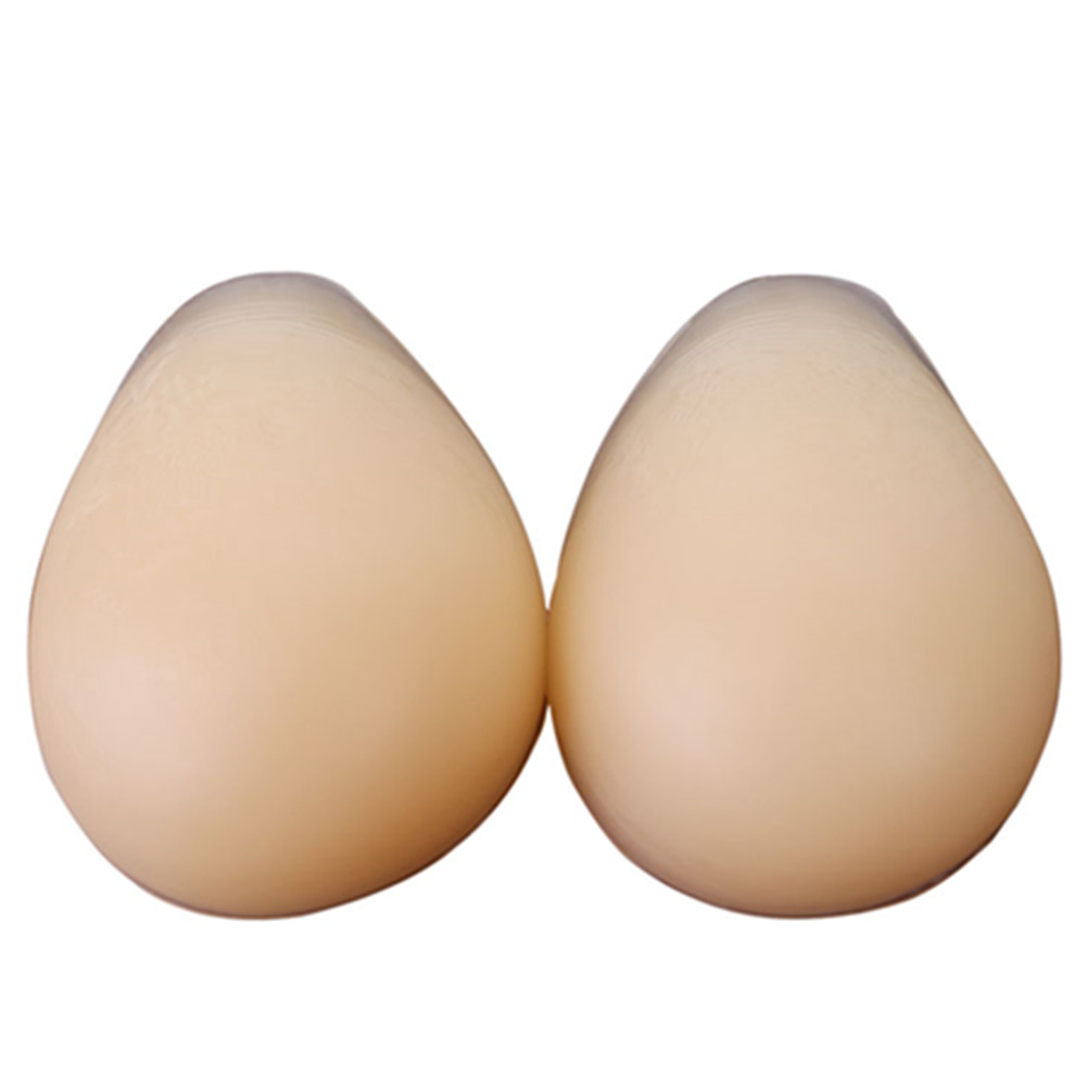 1800g/Pair E Cup Breast Forms Silicone Fillers Fake Boobs Prosthesis Silicone Tights Insert Pads Artificial Boobs Enhancer 1600g pair d cup fake boobs pads breast forms silicone fillers prosthesis silicone tights insert pads artificial boobs enhancer