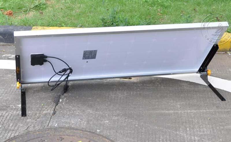 solar panel bracekt 100w mono new