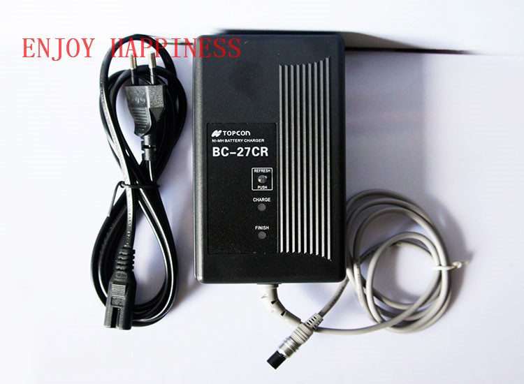 BC-27CR Power Charger For Topcon Surveying Instruments  цены