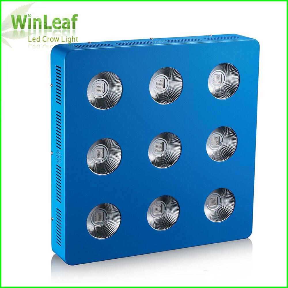 2700 W LED crece la luz de espectro completo para plantas de interior 360-870nm invernadero tienda hidropónico planta crece la luz de espectro completo