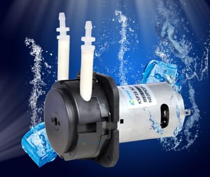 ФОТО Kamoer small peristaltic water pump
