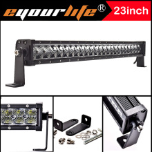 Eyourlife 23/25 inch 120w 12v led bar 24v offroad work light bar for off road polaris rzr  wrangler barra 4×4 truck vtt 99