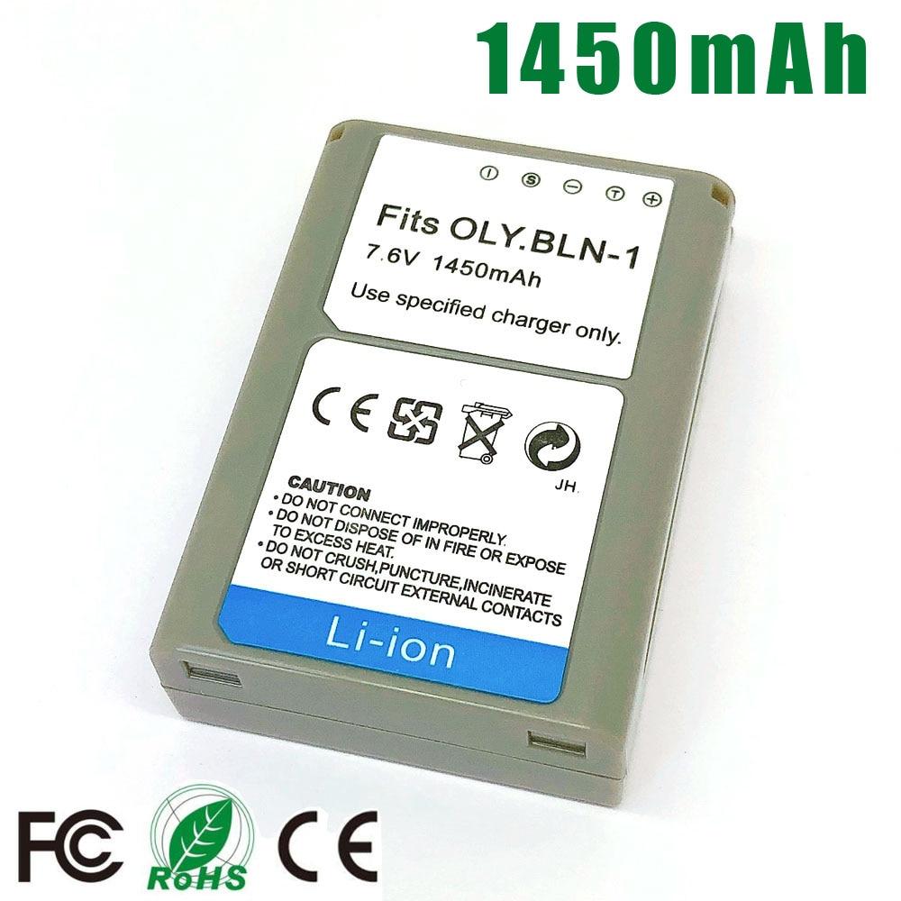 BLN-1 BLN 1 PS BLN1 PS-BLN1 Battery For Olympus OM-D OMD E-M1 E-M5 Mark II PEN-F E-P5 EM1 EM5 PENF EP5 Battery