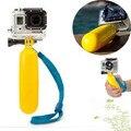 Gopro Floaty Bobber del Flotador Go pro Montaje Del Manillar Gopro Monopod Del Trípode grip correa para la muñeca para gopro cámara hero 3 3 + 2 accesorios