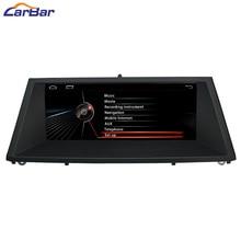 "8,"" Android 1280*480 Автомобильный DVD gps стерео радио навигация Navi плеер для BMW X5 E70 F15 X6 E71 F16 F86 поддержка CANBUS"