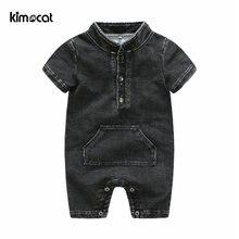 Kimocat Одежда для новорожденных мальчиков и девочек летние