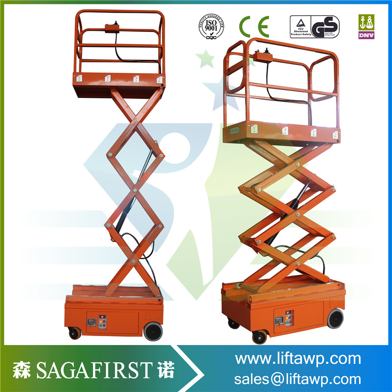 Buy Discount Mobile Compact Scissor Platform Lift