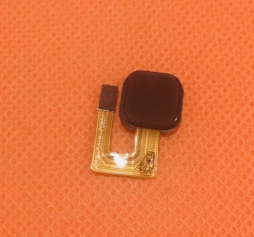 Used Original Fingerprint sensor Button For HOMTOM S8 MTK6750T Octa Core 5.7 HD Free Shipping