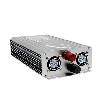 New Arrive 2000W Power Inverter 12V DC 220V Pure Sine Wave USB to AC 220V Solar Power Inverter Peak Power 4000W Free Shipping 3