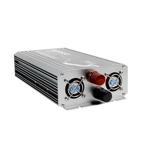 Image 3 - חדש מגיע 2000W כוח מהפך 12V DC 220V טהור סינוס גל USB כדי AC 220V שמש כוח מהפך שיא כוח 4000W משלוח חינם