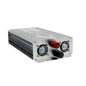 Image 3 - New Arrive 2000W Power Inverter 12V DC 220V Pure Sine Wave USB to AC 220V Solar Power Inverter Peak Power 4000W Free Shipping