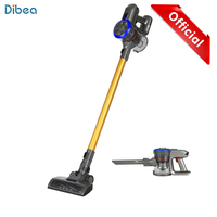 Dibea D18 Protable 2 In 1 Handheld Wireless Vacuum Cleaner Cyclone Filter 8500 Pa Strong Suction
