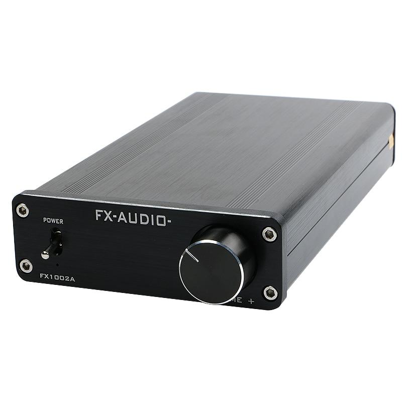 NOUVEAU FeiXiang FX-AUDIO FX1002A TDA7498E TL082 audio Haute-puissance numérique amplificateur de puissance audio A1 préampli 160 w * 2 livraison gratuite