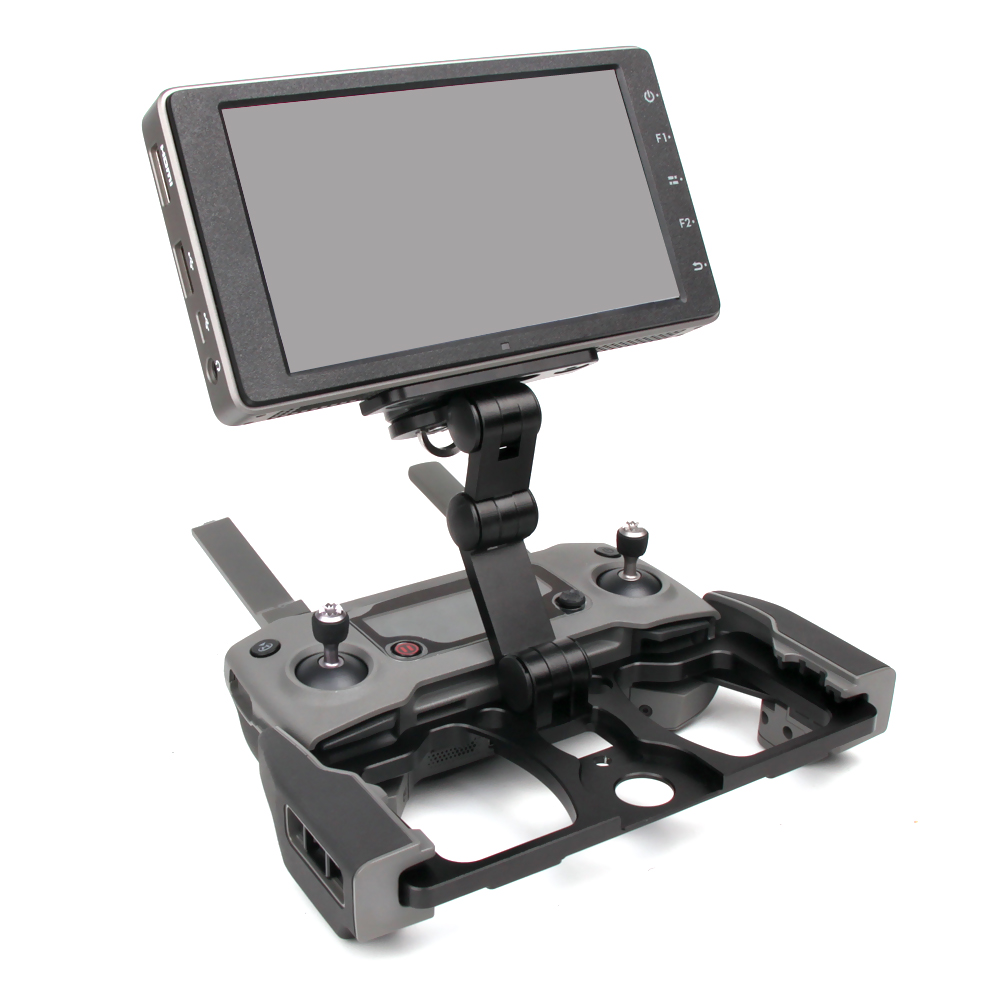 5a1d4f7314b DJI Mavic 2 Remote Controller Tablet Stand CrystalSky Monitor Bracket Clip  Phone Metal Mounting Holder for Mavic Pro Spark Air-in Drone Accessories  Kits ...