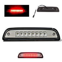 1pc Rear Bumper Reflectors Tail Brake Stop Running Turning Light For 95 16 Toyota Tacoma