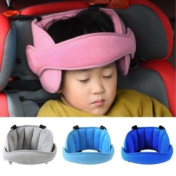 Cale tête voiture bébés et enfants