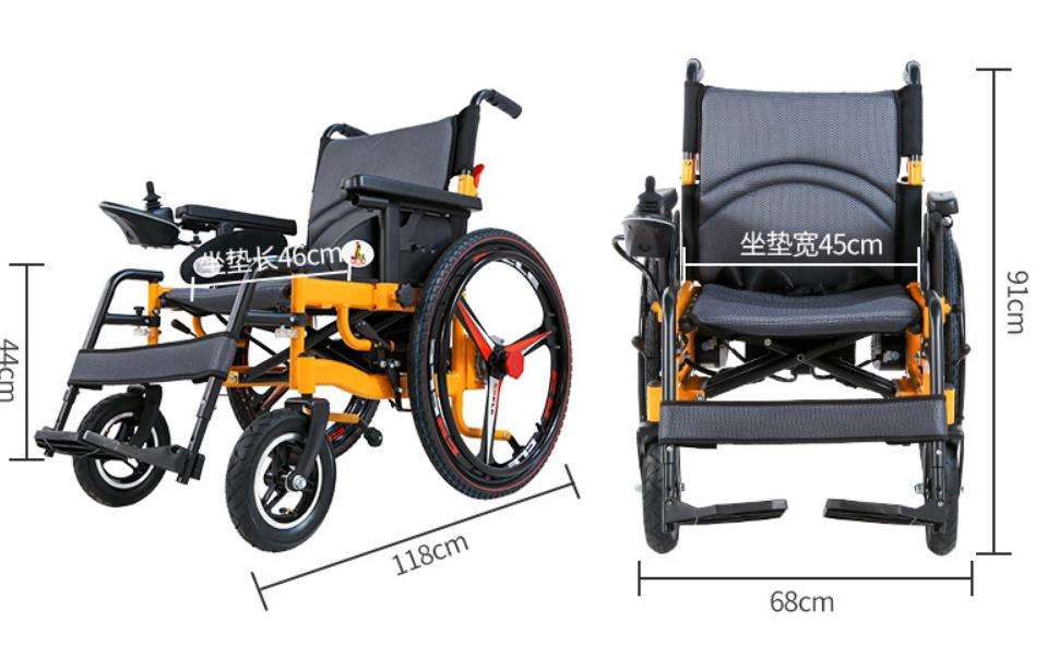 electric wheelchair power Lithium batteries mobility scooter 20AH 6
